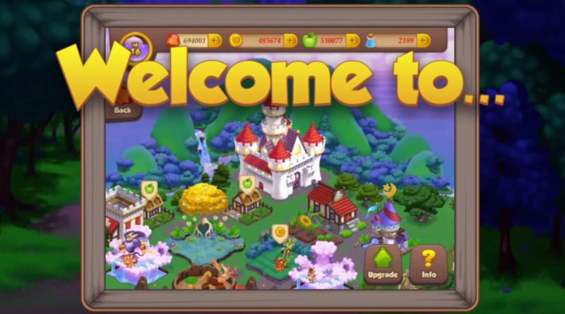 Игра Tiny Castle для Android Игры