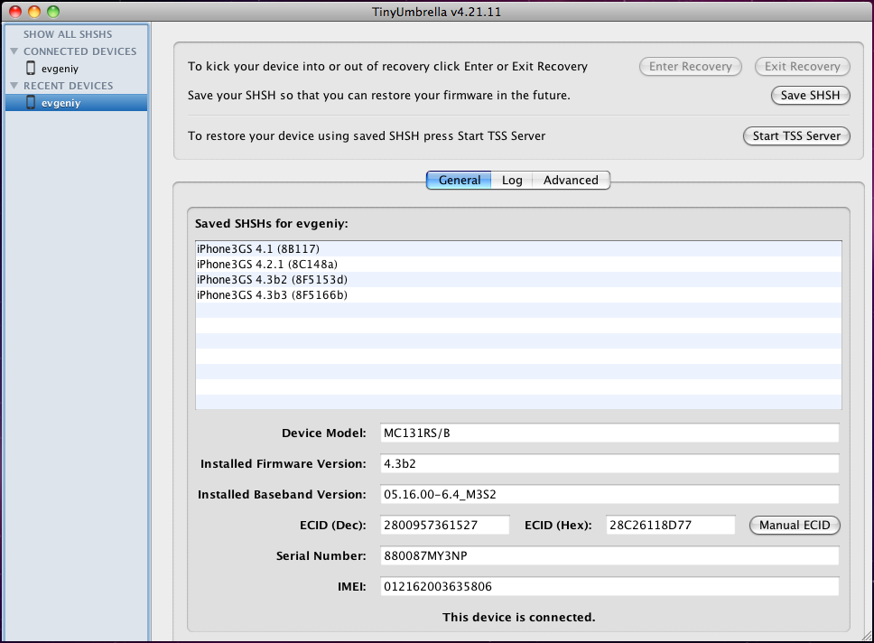 TinyUmbrella не запускается на Windows 7,8,10 Cтатьи