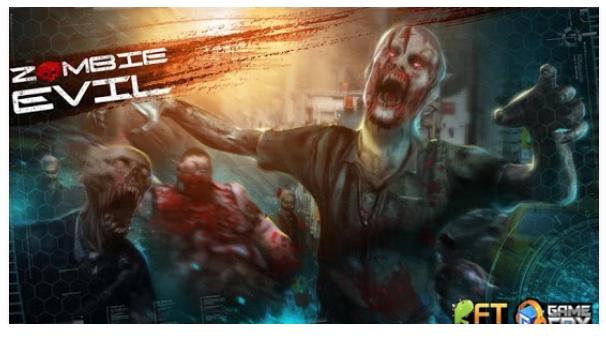 Zombie Evil для Android Игры
