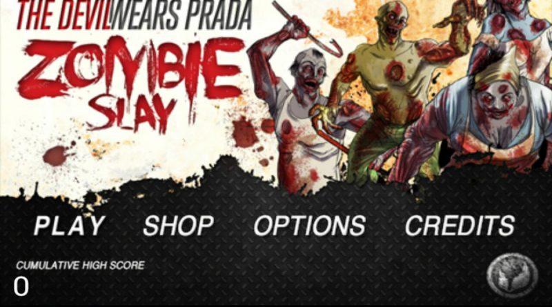 Zombie Slay на Андроид Игры