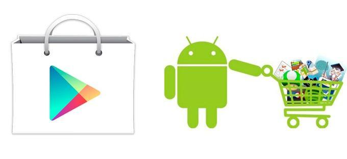 Google экспериментирует с дизайном Play Market Новости