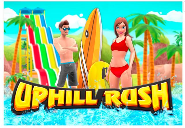 Uphill Rush на Андроид Игры