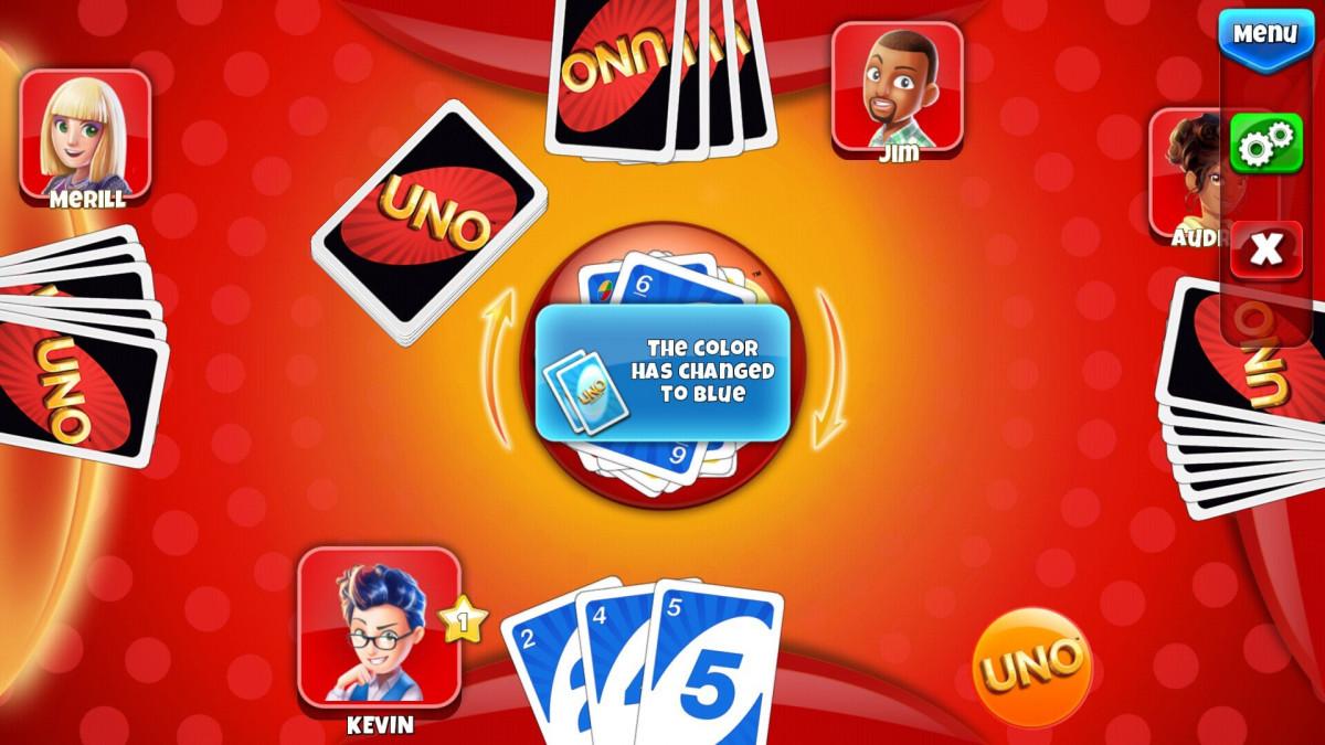 UNO на Андроид Игры