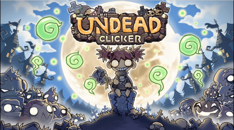 Undead Clicker на Андроид Игры