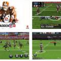 Симулятор MADDEN NFL 12 на Андроид Игры