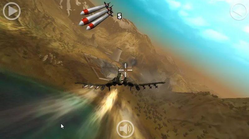 Симулятор полёта Armageddon Squadron на Андроид Игры