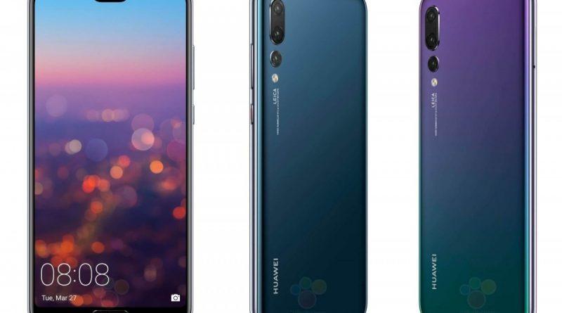 Особенности камер в смартфоне Huawei P20 Pro Cтатьи